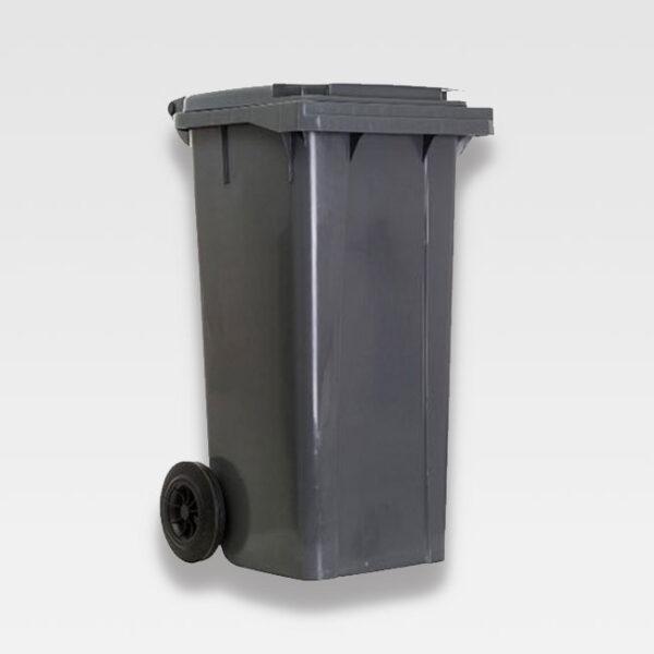 Carrinho Coletor de Lixo 120 Litros - sem pedal