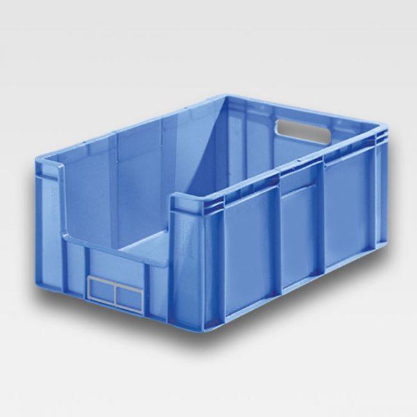 Caixa de Plástico CN 50FB com abertura frontal