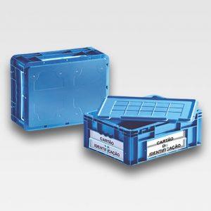 Caixa Plástica Industrial CN 4315