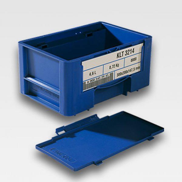Caixa Plástica Industrial KLT 3214