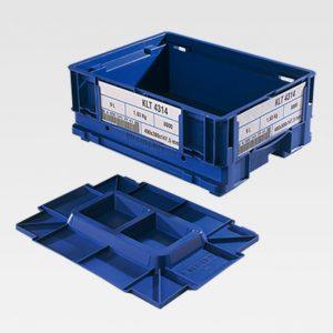 Caixa Plástica Industrial KLT 4314