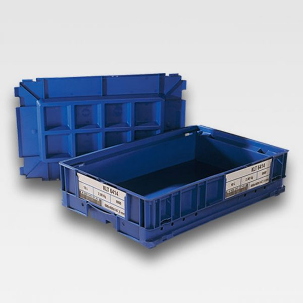Caixa Plástica Industrial KLT 6414