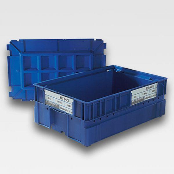 Caixa Plástica Industrial KLT 6421
