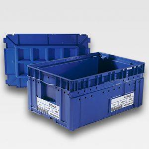 Caixa Plástica Industrial KLT 6428
