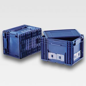 Caixa Plástica Industrial R KLT 4329