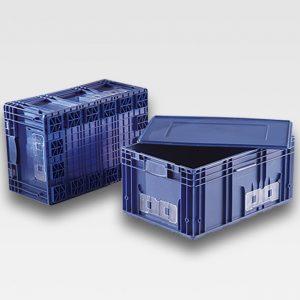 Caixa Plástica Industrial R KLT 6429