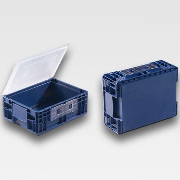 Caixa Plástica Industrial RL KLT 4147