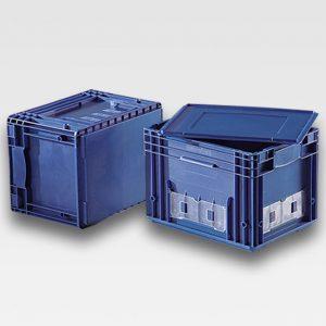 Caixa Plástica Industrial RL KLT 4280