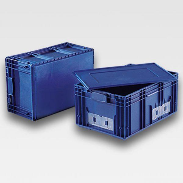 Caixa Plástica Industrial RL KLT 6280