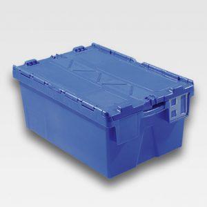 Caixa Plástica com tampa acoplada ALC 64265