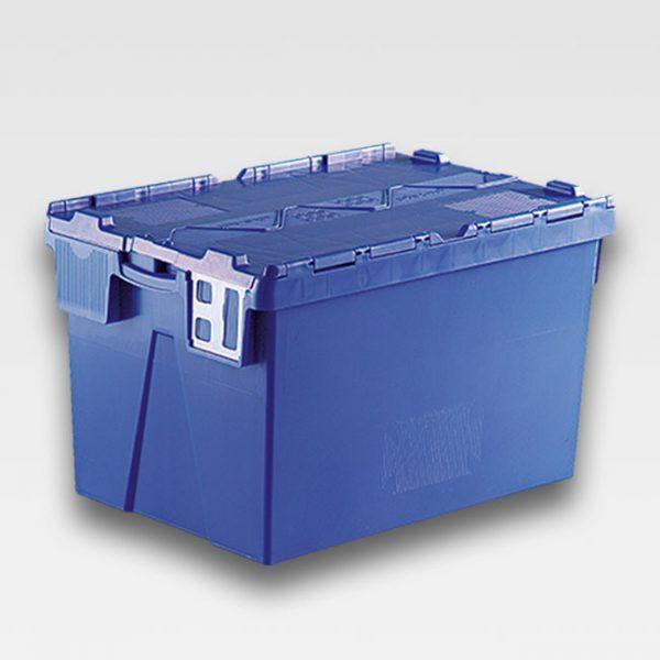 Caixa Plástica com tampa acoplada ALC 64365