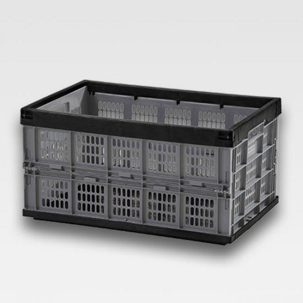 Caixa Plástica dobrável para diversas utilidades CN42