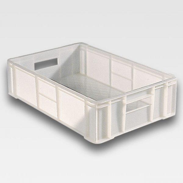 Caixa plástica fechada para alimentos CN 28 F