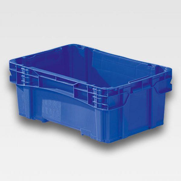 Caixa Plástica fechada para indústria CN 39 F
