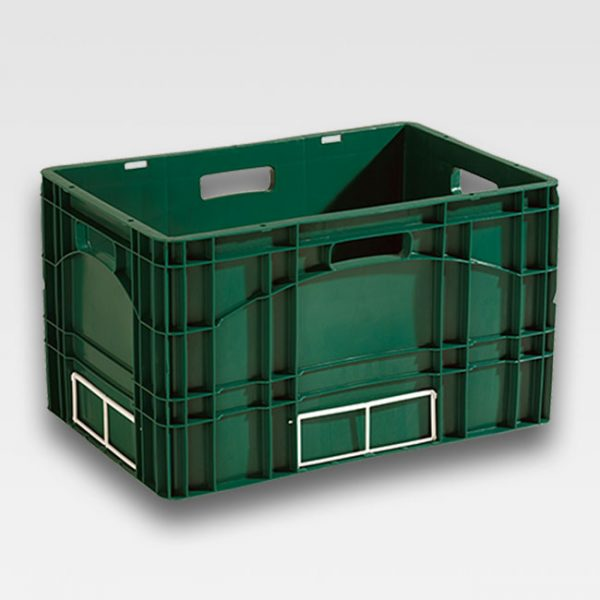 Caixa Plástica fechada para indústria CN 67 F