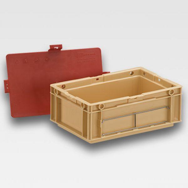 Caixa Plástica Industrial GALIA 3212