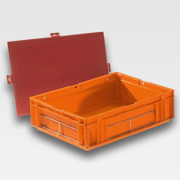 Caixa Plástica Industrial GALIA 4312