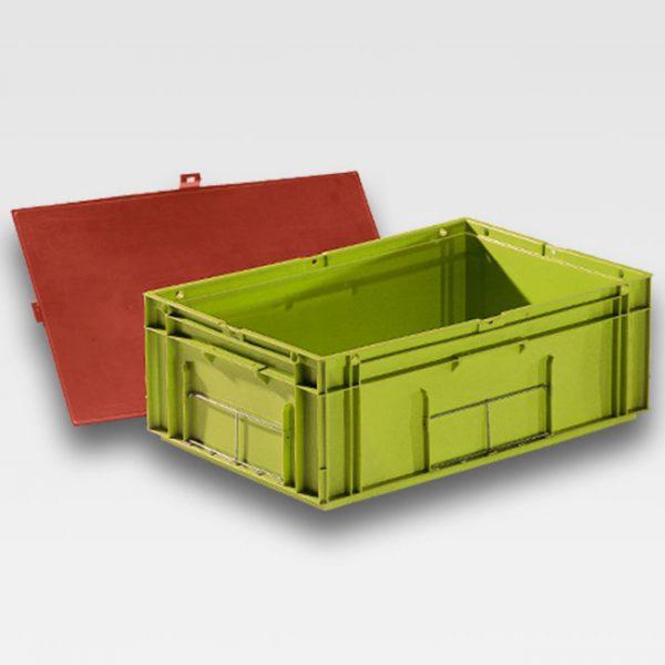Caixa Plástica Industrial GALIA 6422