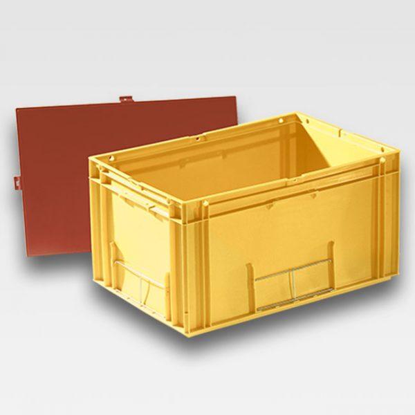 Caixa Plástica Industrial GALIA 6432