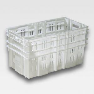 Caixa Plástica para Bandeja de Ovos CN 75 E