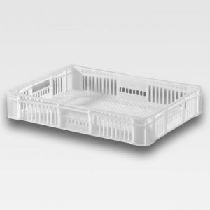 Caixa Plástica para Congelamento de Alimentos CN 22,5