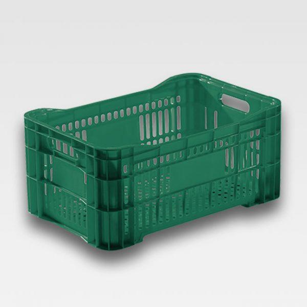 Caixa Plástica para Frutas, Legumes e Verduras (FLV) CN 40 L
