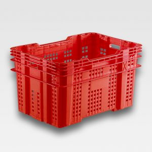 Caixa Plástica para Hortifruti e Açougue CN 90