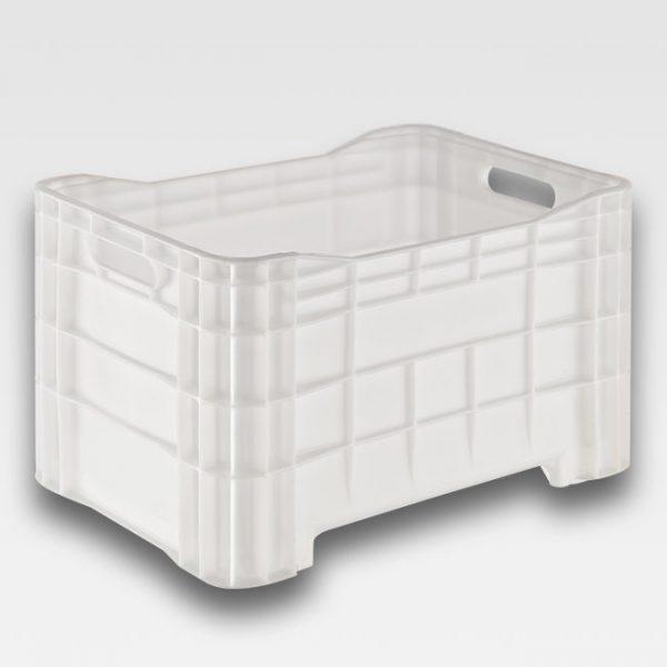 Caixa Plástica para Hortifruti fechada CN 60 DPF