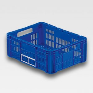 Caixa Plástica para Indústrias de Alimentos CN 14
