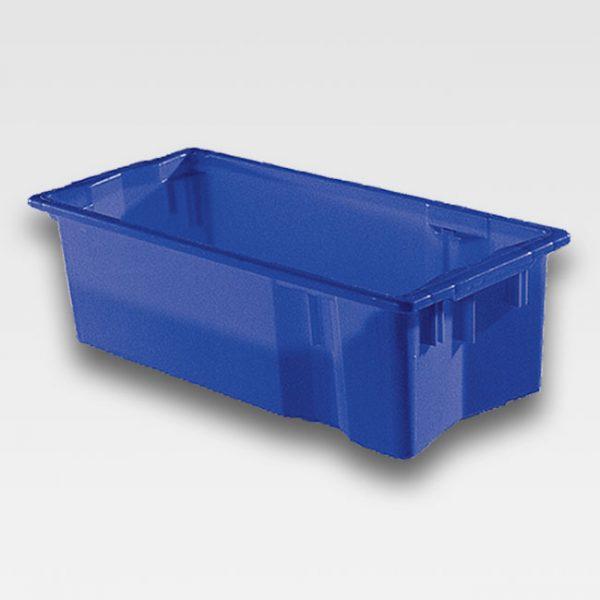 Caixa Plástica para Transporte de Saquinhos de Leite CN 12