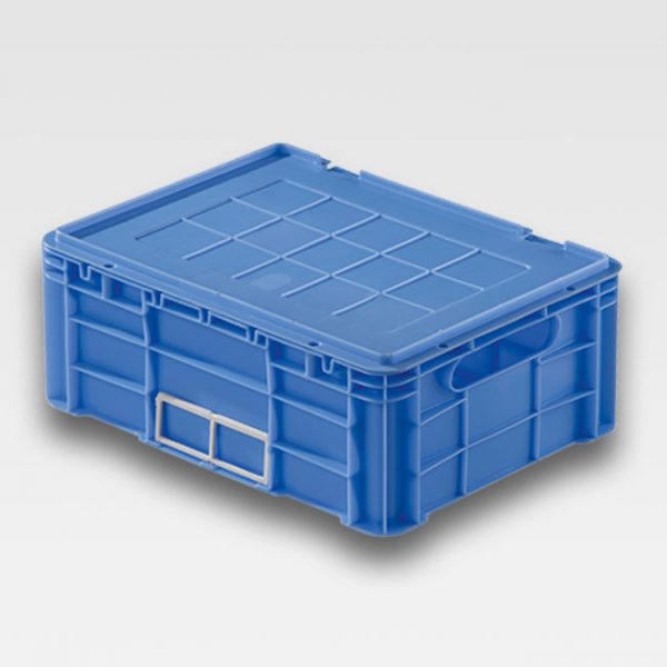 Caixa Plástica para uso em Indústrias CN 14 F