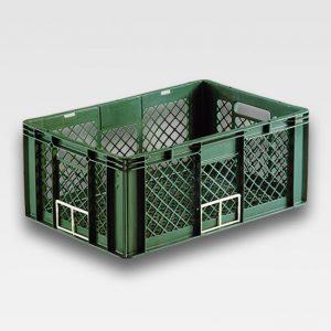 Caixa Plástica Vazada para Congelamento CN 50 AB