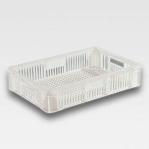 Caixa Plástica Vazada para Alimentos CN 25