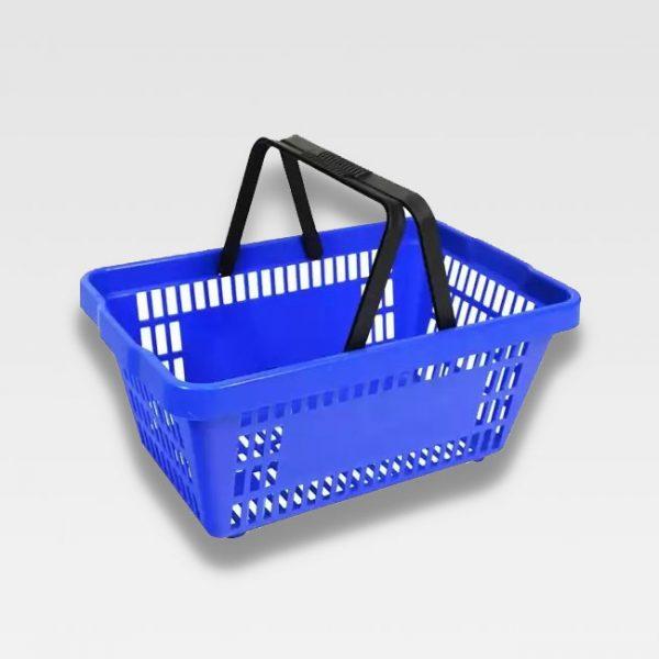 cesto plástico para supermercado cs 13
