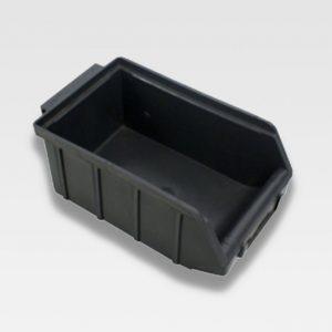 gaveteiro bin plástico 3
