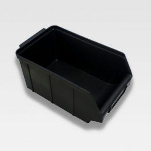 gaveteiro bin plástico 4