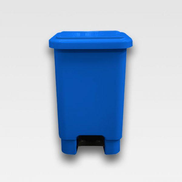 lixeira plástica 100 litros com pedal