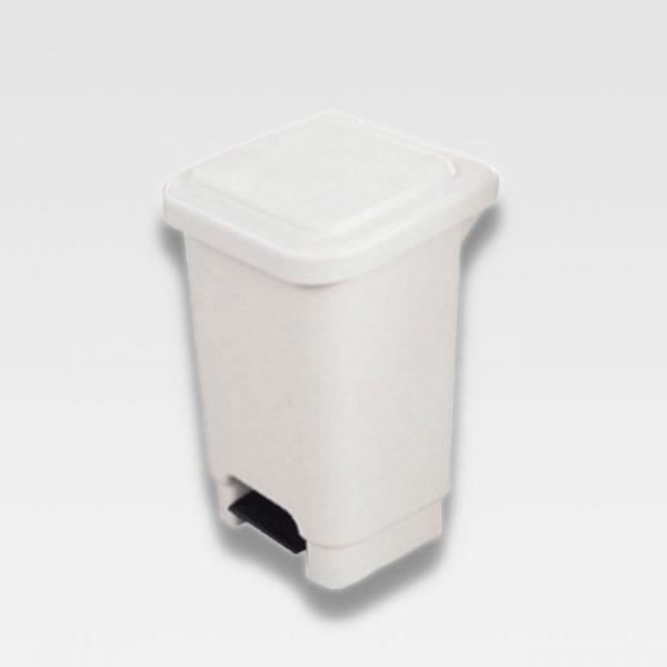 lixeira plástica 25 litros com pedal