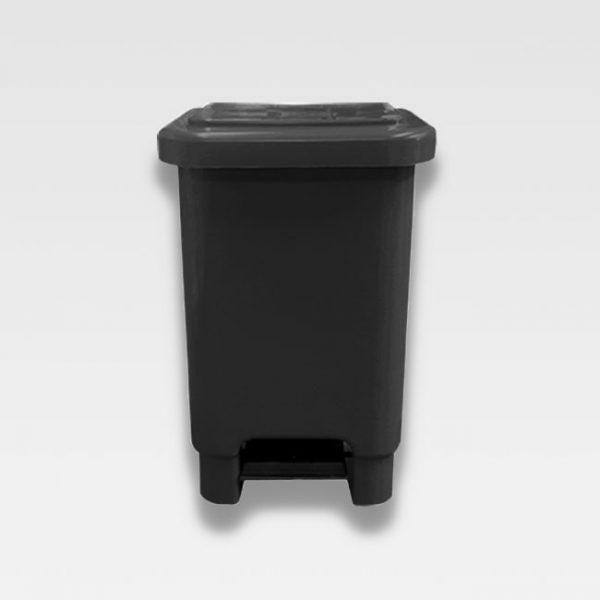 lixeira plástica 50 litros com pedal