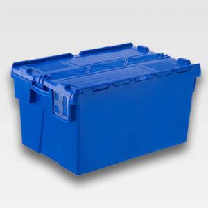 Caixa Plástica com Tampa Acoplada ALC 64320
