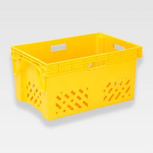 Caixa Plástica Industrial CN6430 A 4A