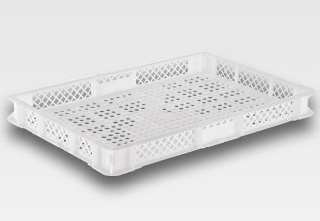 Caixa plástica para alimentos congelados CN 10